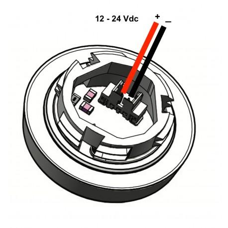 Connector Pico Blade 51021-0200 Polarity