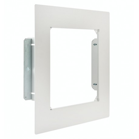 Ceiling frame for recessed mounting - White