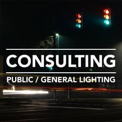 Servicio de consultoría técnica para señalización e iluminación general imagina