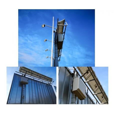 KIT Pannello fotovoltaico 40W