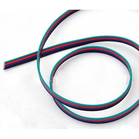 1 metter RGB+V Cable
